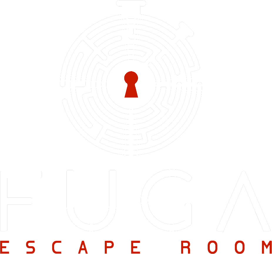 escape room fuga logo transparente