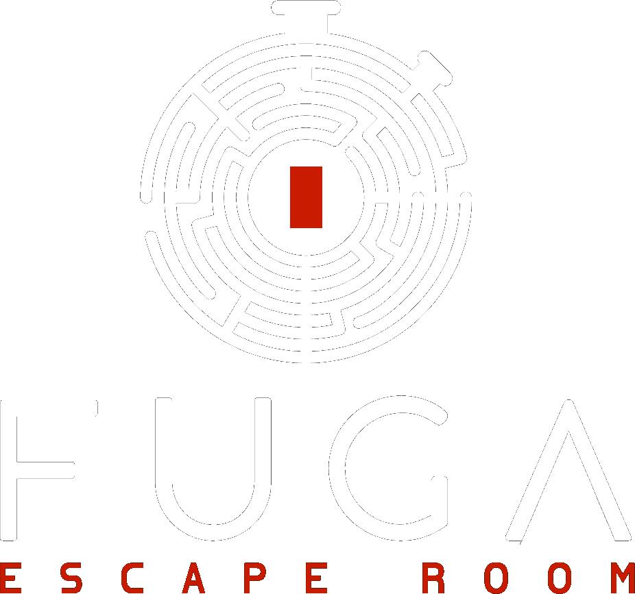 escape room fuga logo transparente